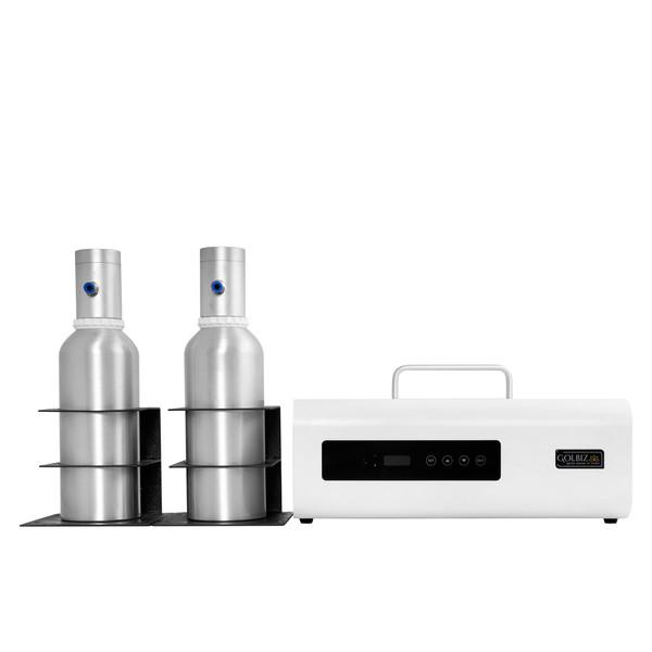 دستگاه خوشبو کننده هوا گلبیز مدل F10000 مجموعه 3 عددی