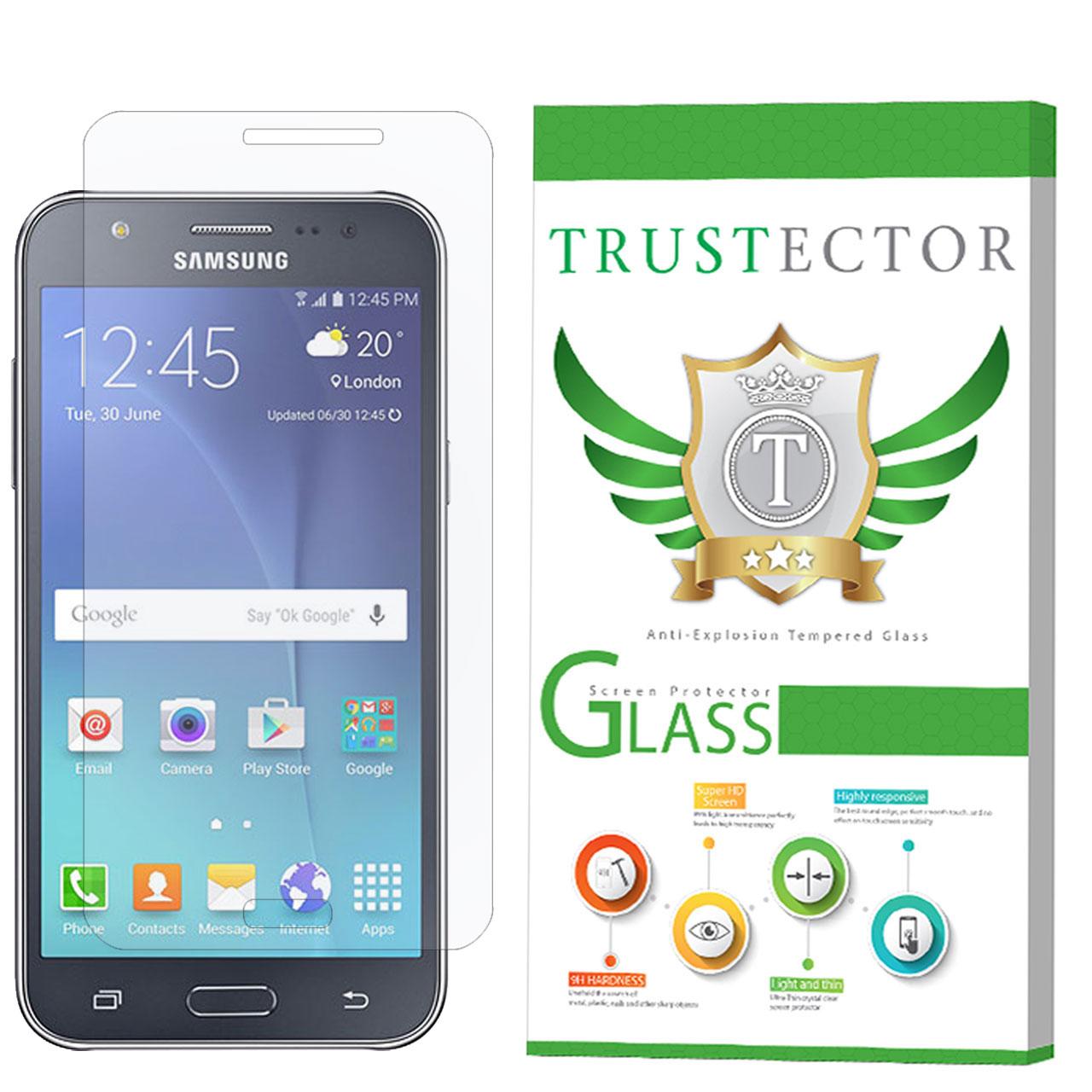 محافظ صفحه نمایش تراستکتور مدل GLS مناسب برای گوشی موبایل سامسونگ Galaxy J7 2015              ( قیمت و خرید)
