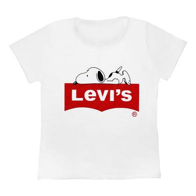 تی شرت زنانه مدل Snoopy کد 1120