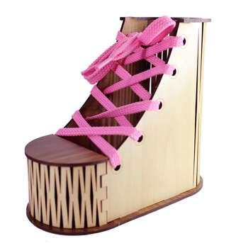جامدادی رومیزی طرح کفش