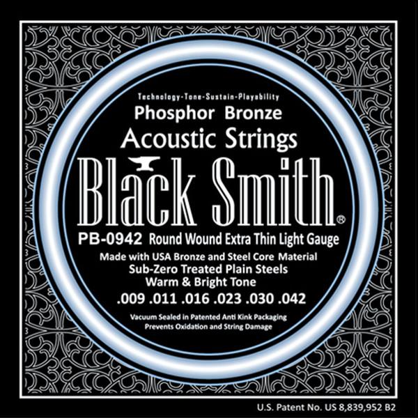 سیم گیتار آکوستیک بلک اسمیت مدل PB-0942