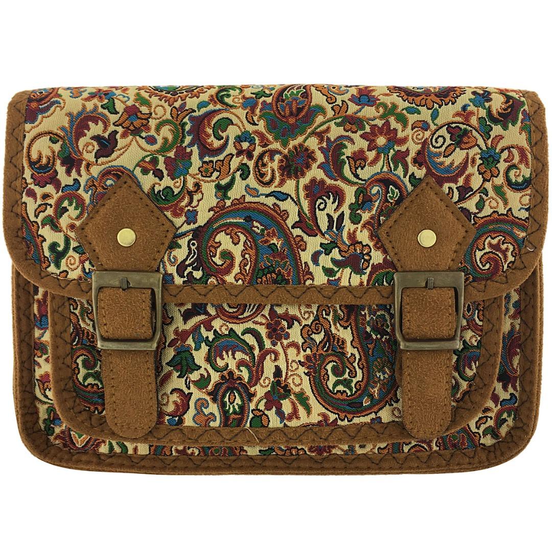 کیف دوشی زنانه کد TR02