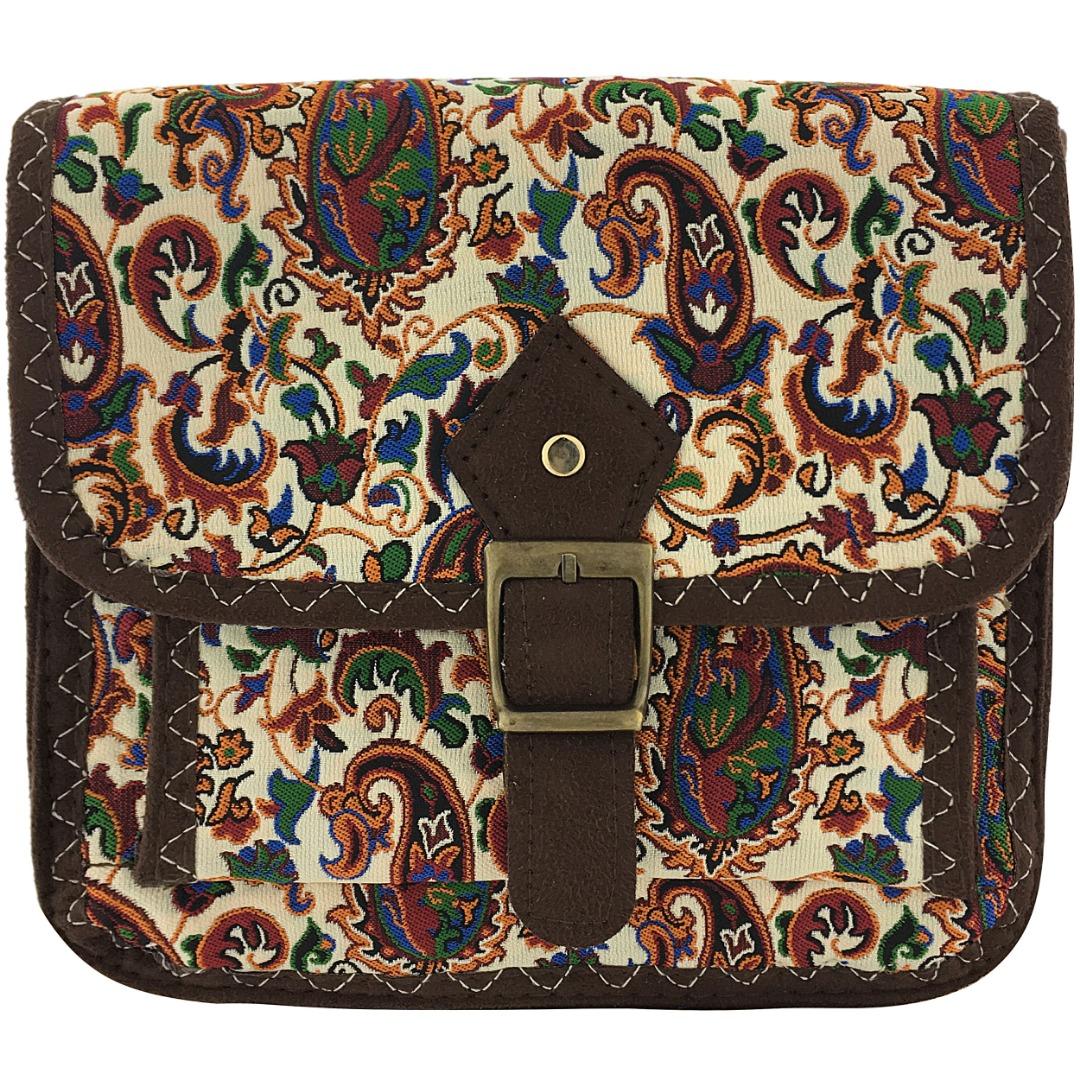 کیف دوشی زنانه کد TR03