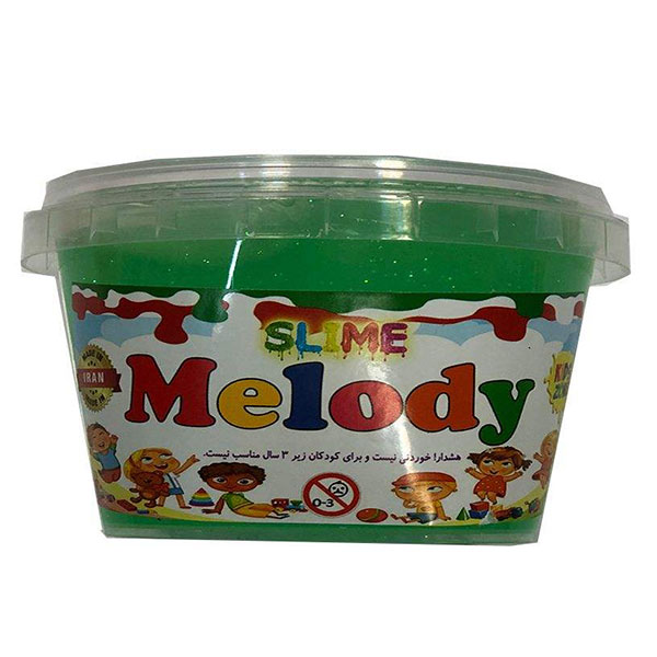 ژل اسلایم مدل melody کد 3450