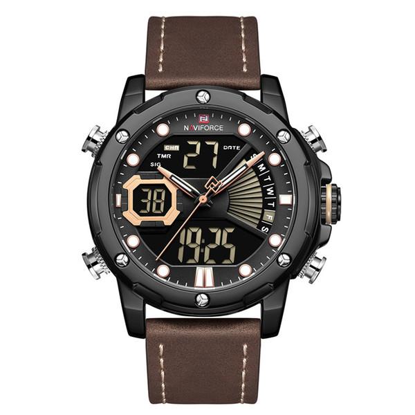 ساعت مچی دیجیتال مردانه نیوی فورس کد NF9172M