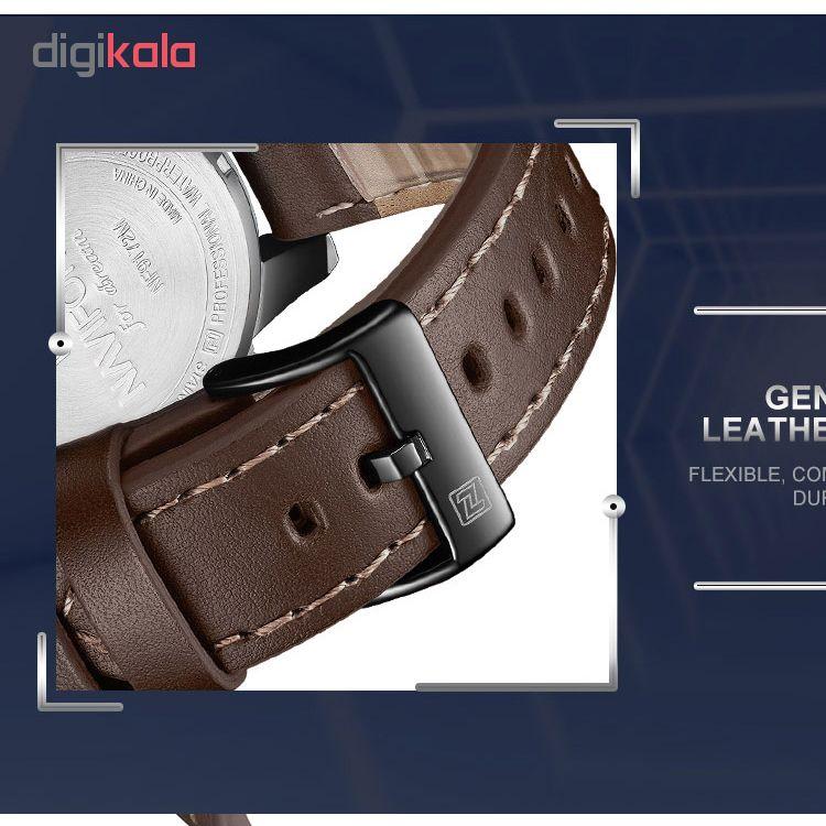 ساعت مچی دیجیتال مردانه نیوی فورس کد NF9172M             قیمت