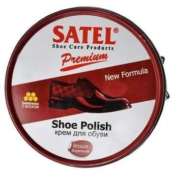 واکس کفش ساتل مدل Premiere به همراه یک عدد پاشنه کش