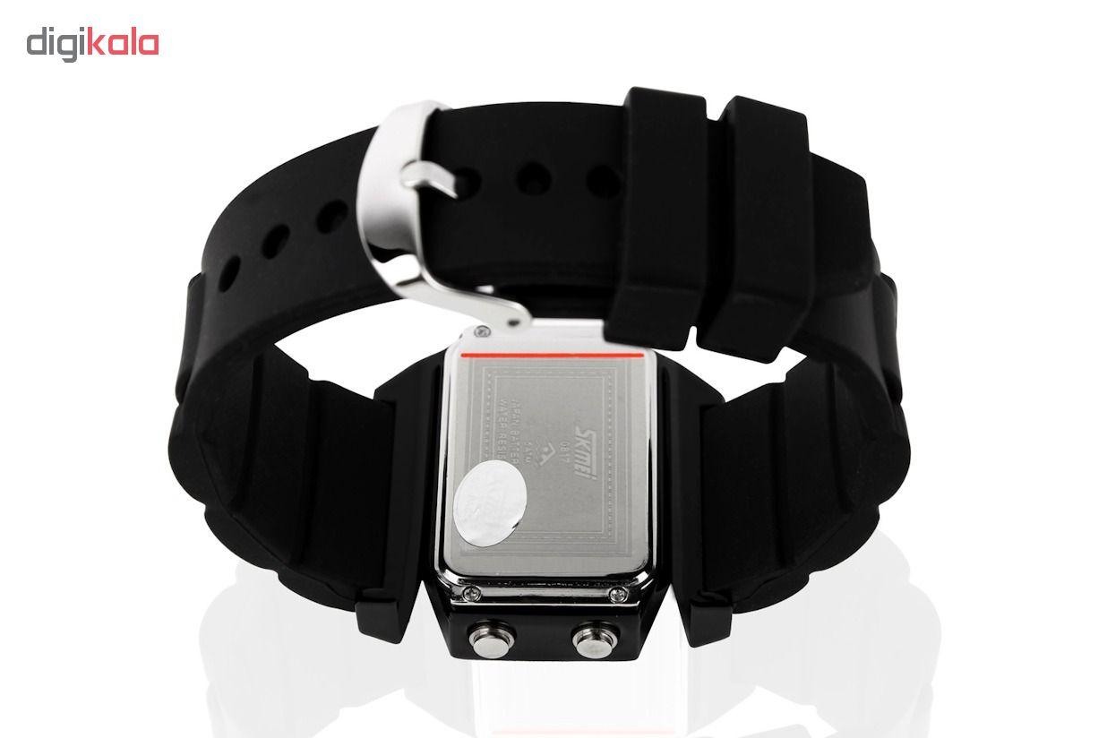 ساعت مچی دیجیتال مردانه اسکمی مدل 0817M              اصل