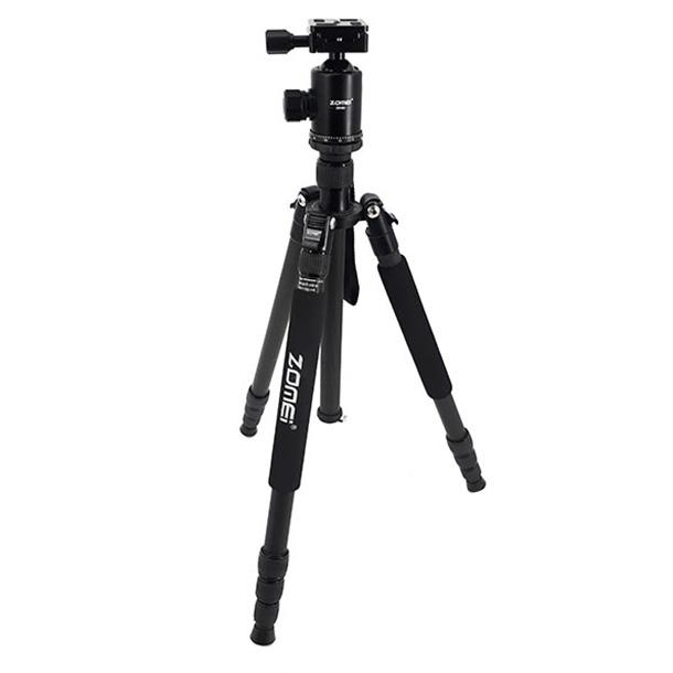 بررسی و {خرید با تخفیف}                                     سه پایه دوربین زومی مدل Z818C                             اصل