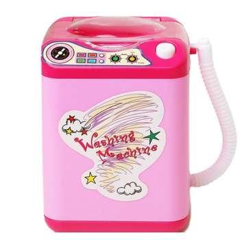 ماشین شستشوی برس و پد آرایشی طرح لباس شویی کد 02