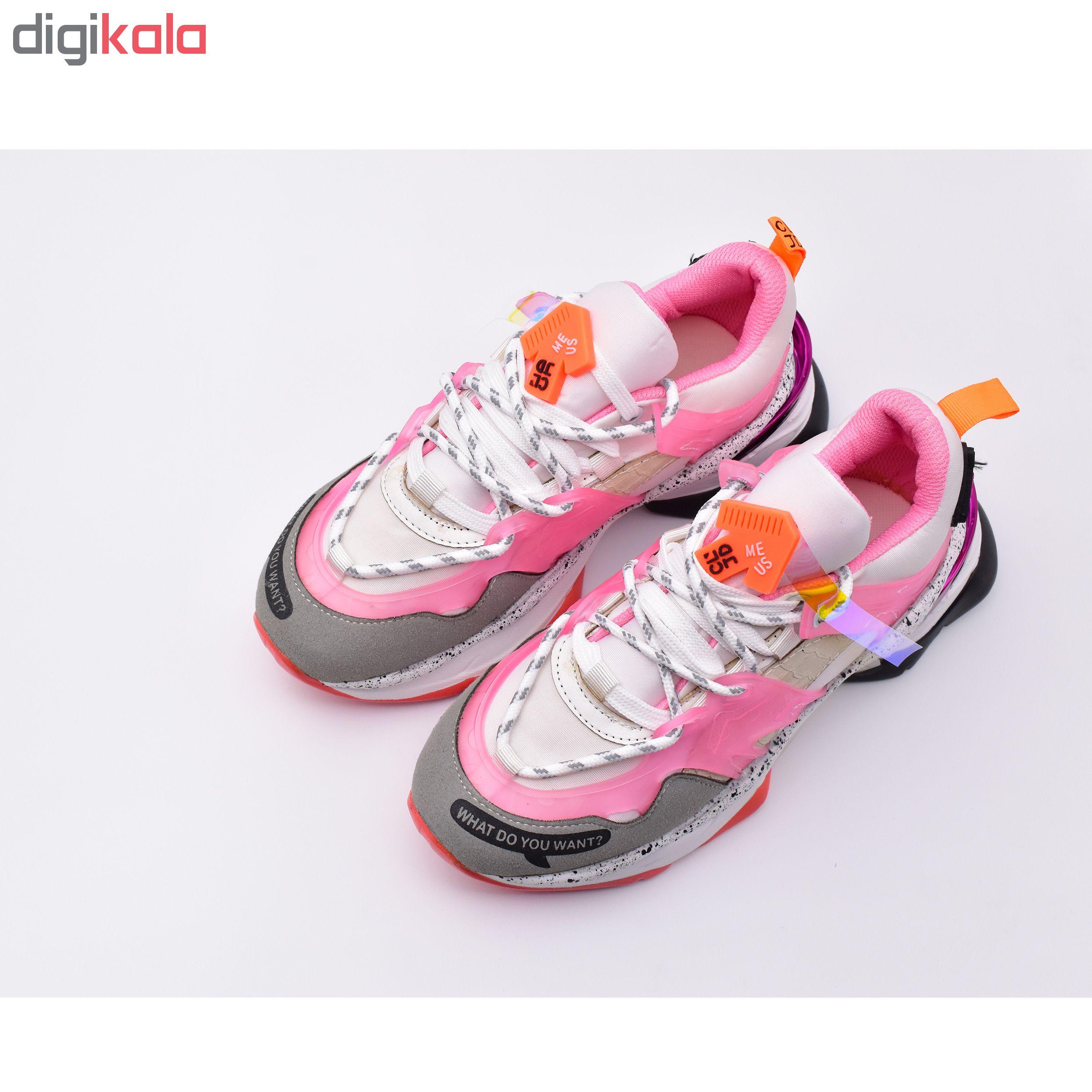 کفش مخصوص پیاده روی زنانه مدل برلی کد 5633