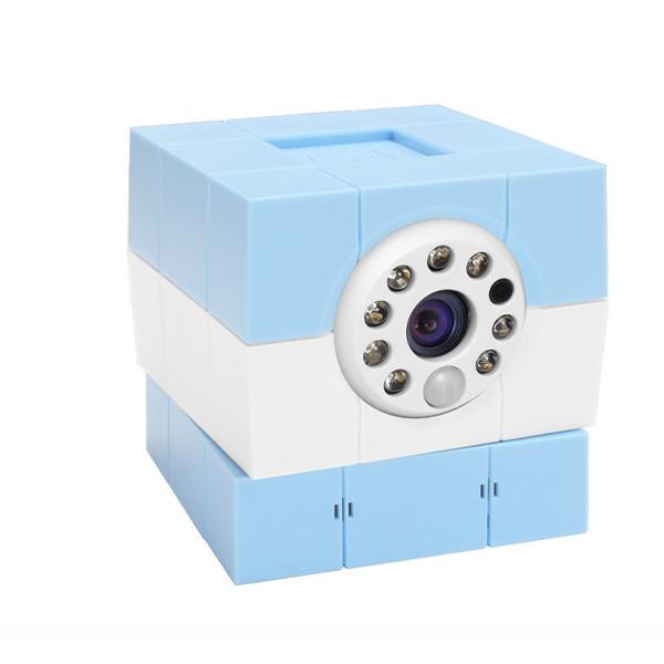 دوربین تحت شبکه هوشمند بی سیم کنترل کودک آماریلو مدل iBabe Plus