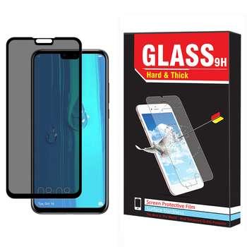 محافظ صفحه نمایش حریم شخصی Hard and Thick مدل f-001 مناسب برای گوشی موبایل هوآوی Y9 2019