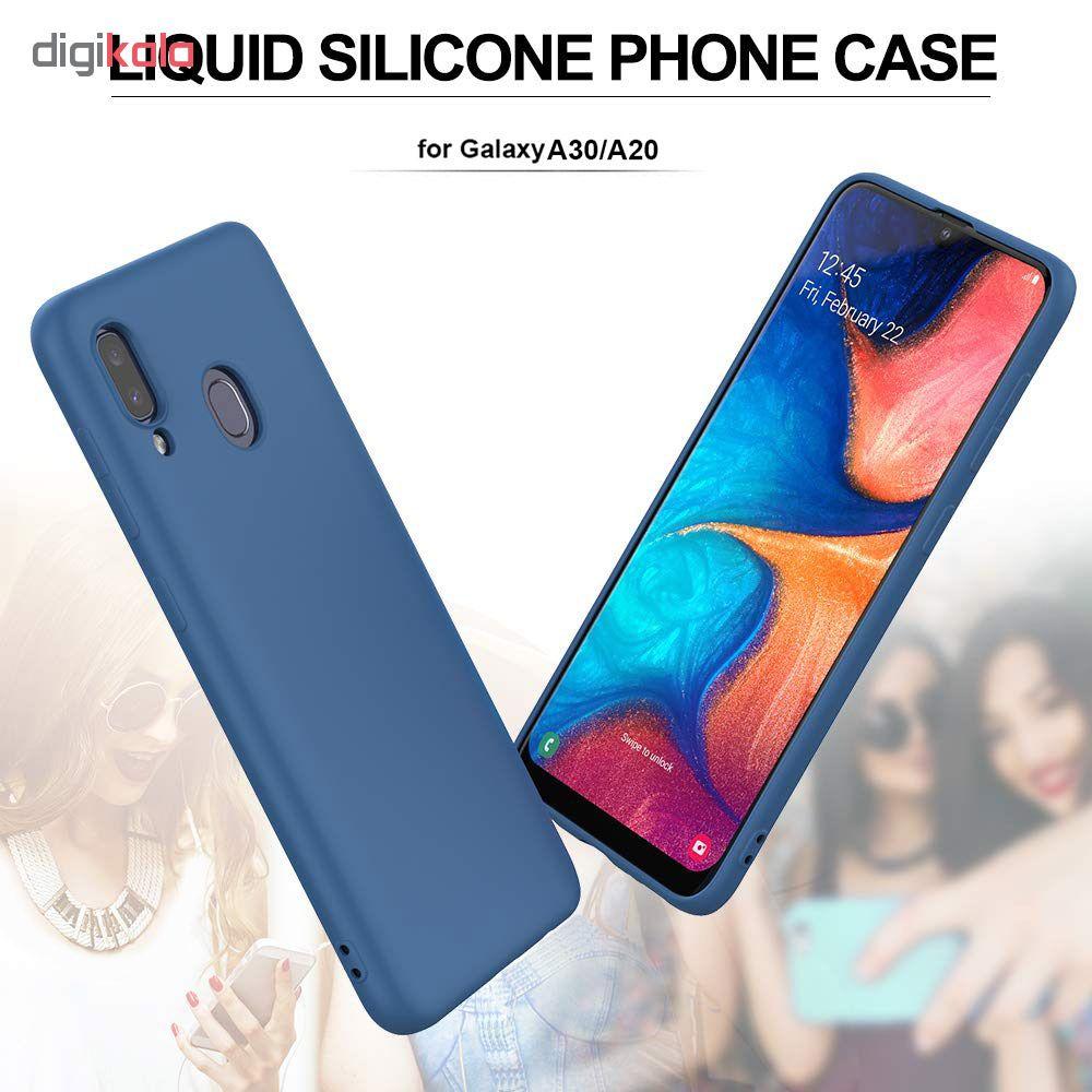 کاور سامورایی مدل SiL-2020 مناسب برای گوشی موبایل سامسونگ Galaxy A30/A20