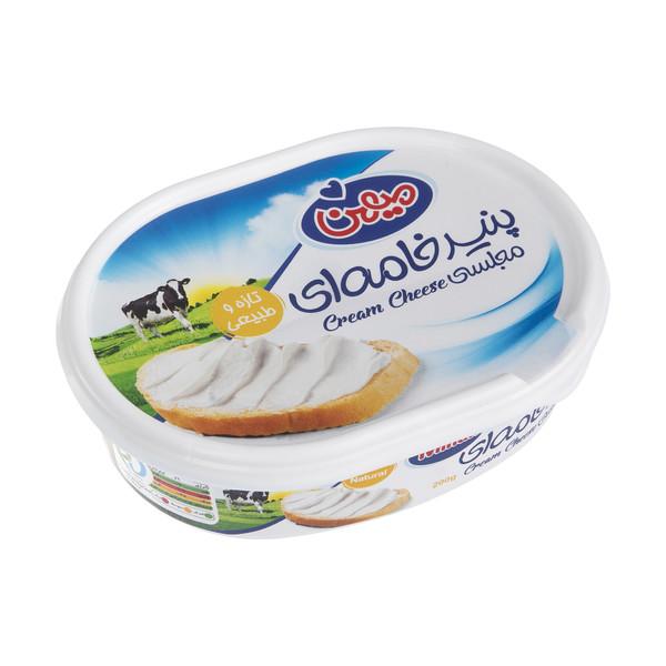 پنیر خامه ای مجلسی میهن - 200 گرم