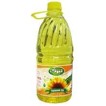 روغن مایع مخلوط تبرک- 3 لیتر