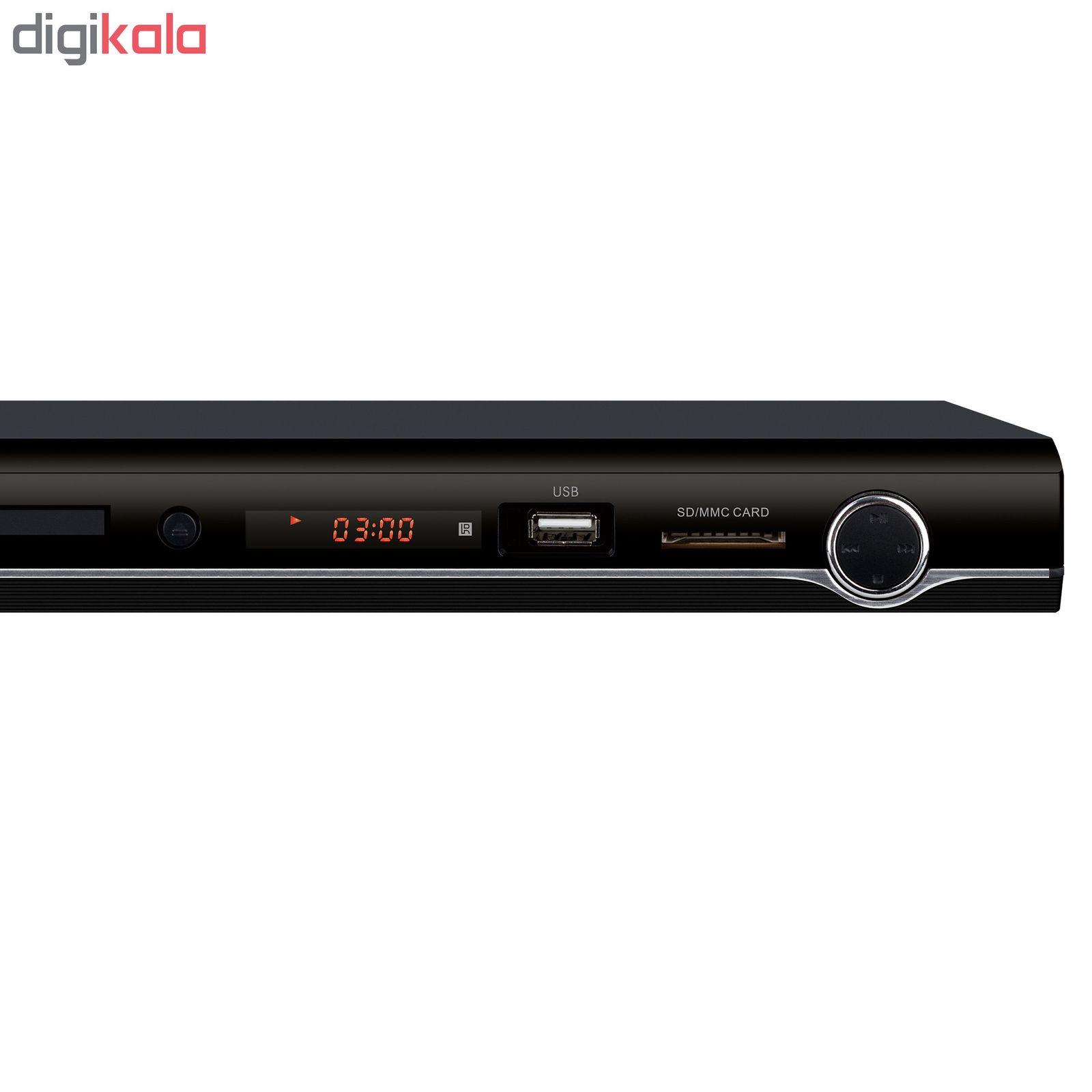 پخش کننده دی وی دی جی پلاس مدل GDV-HJ357N main 1 2