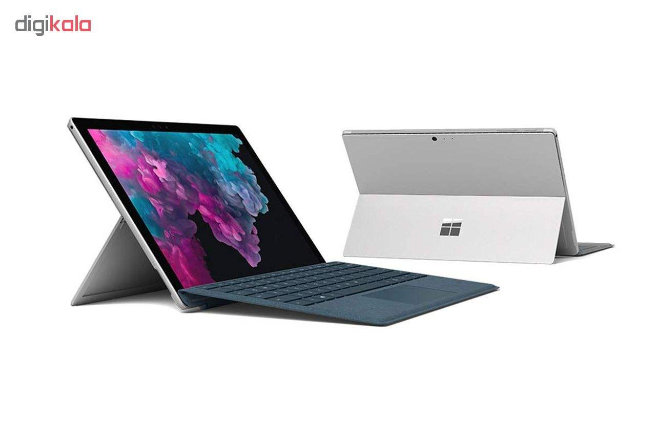 تبلت مایکروسافت مدل Surface Pro 6 - C به همراه کیبورد main 1 5