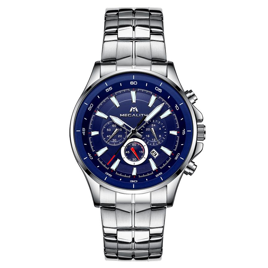 ساعت مچی عقربه ای مردانه مگالیت مدل 0073