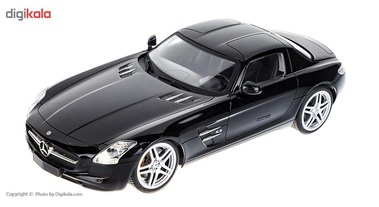 ماشین بازی کنترلی ام زد مدل Mercedes-Benz 2024