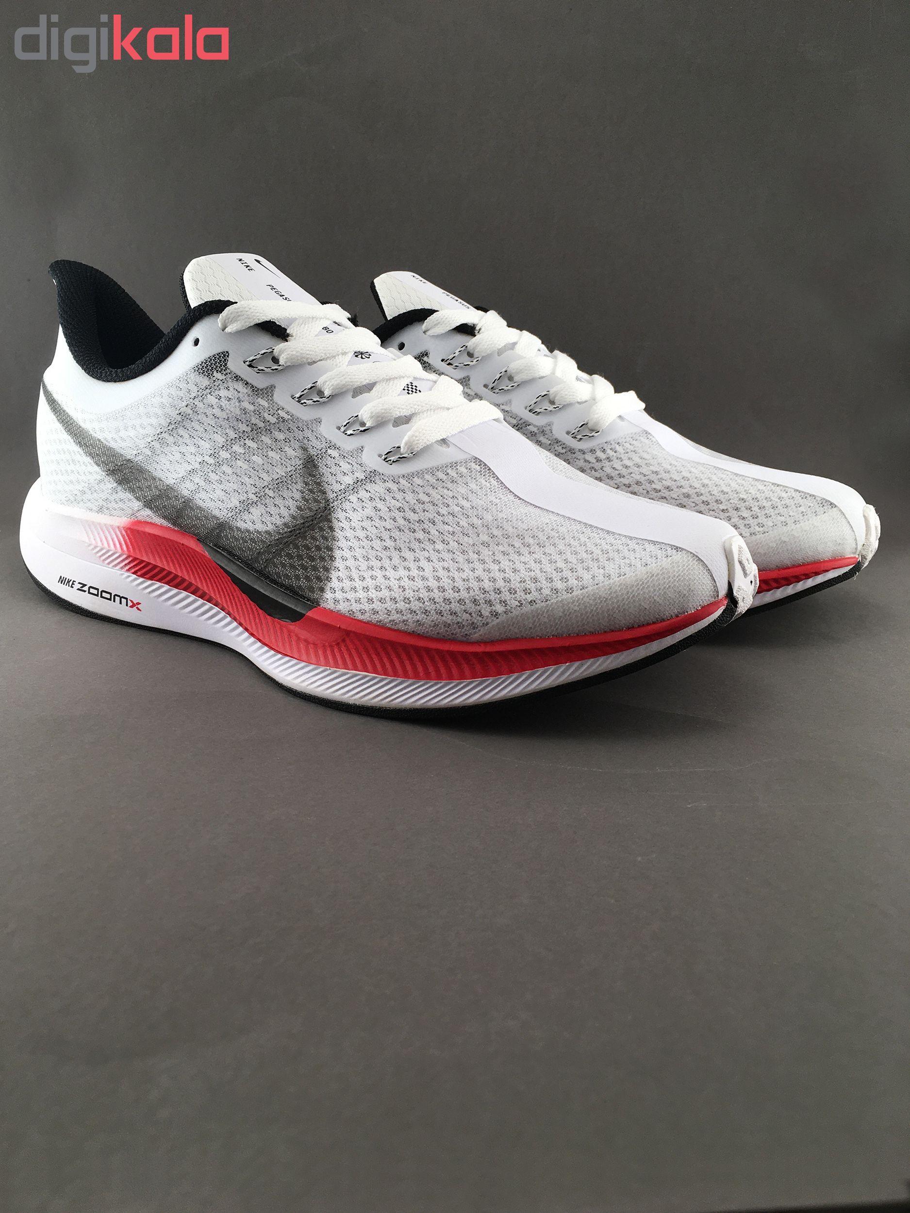 کفش مخصوص پیاده روی  مردانه نایکی مدل zoom x کد A29