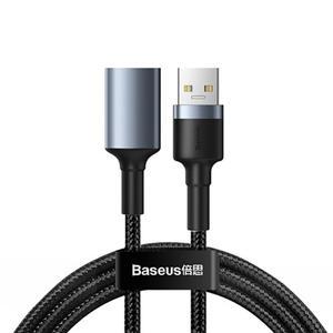 کابل افزایش طول USB 3.0 باسئوس مدل CADKLF-B0G طول 1 متر
