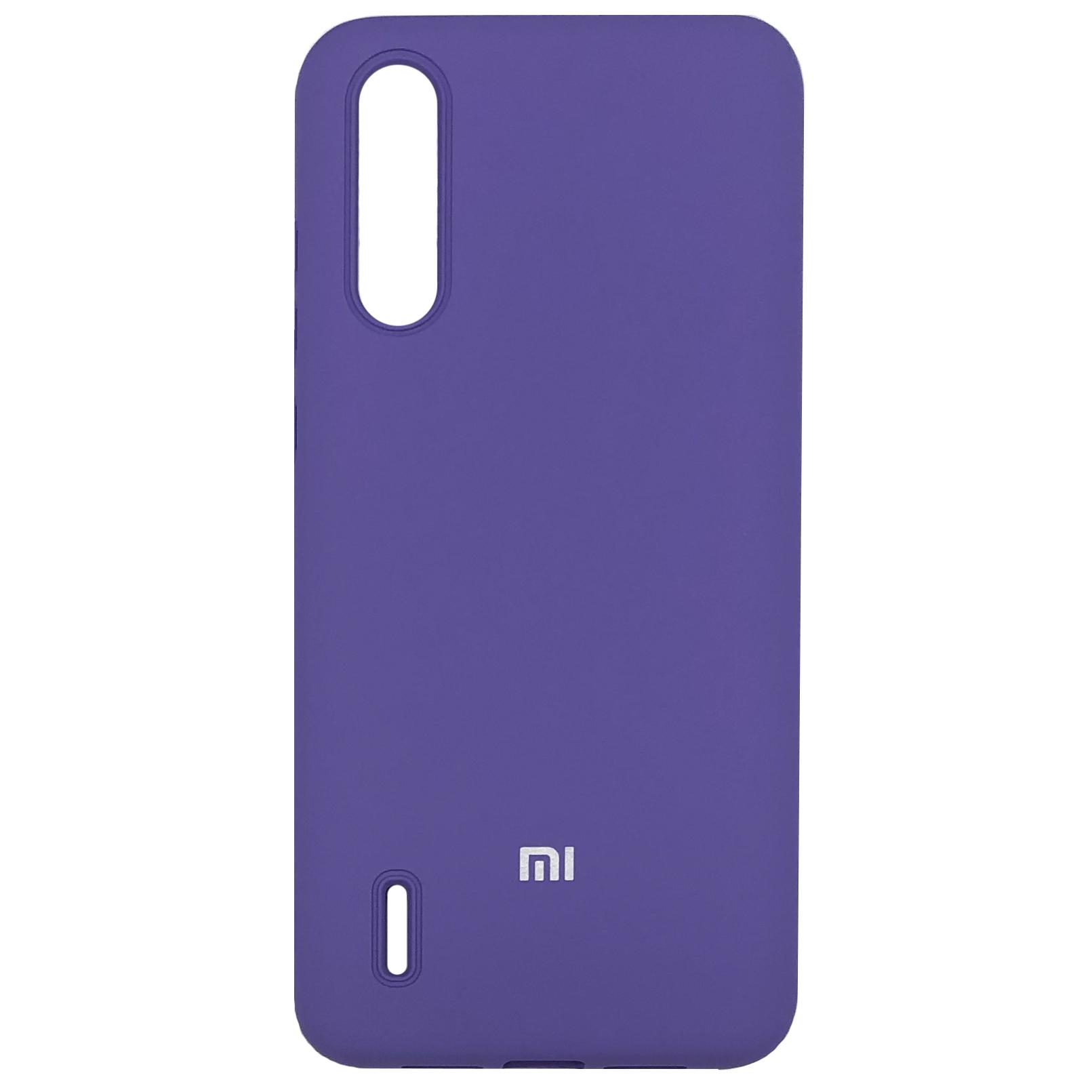 کاور مدل SIL-001 مناسب برای گوشی موبایل شیائومی Mi 9 Lite / CC9