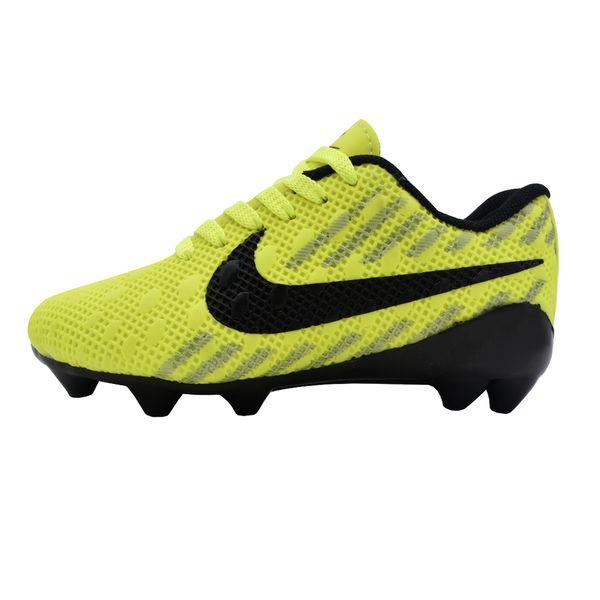کفش فوتبال پسرانه کد C-4001 غیر اصل