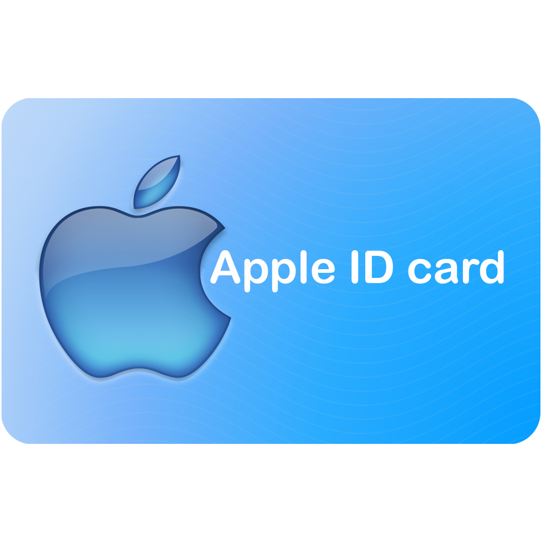 کارت اپل آیدی آی او اس آیدی مدل AP-US1
