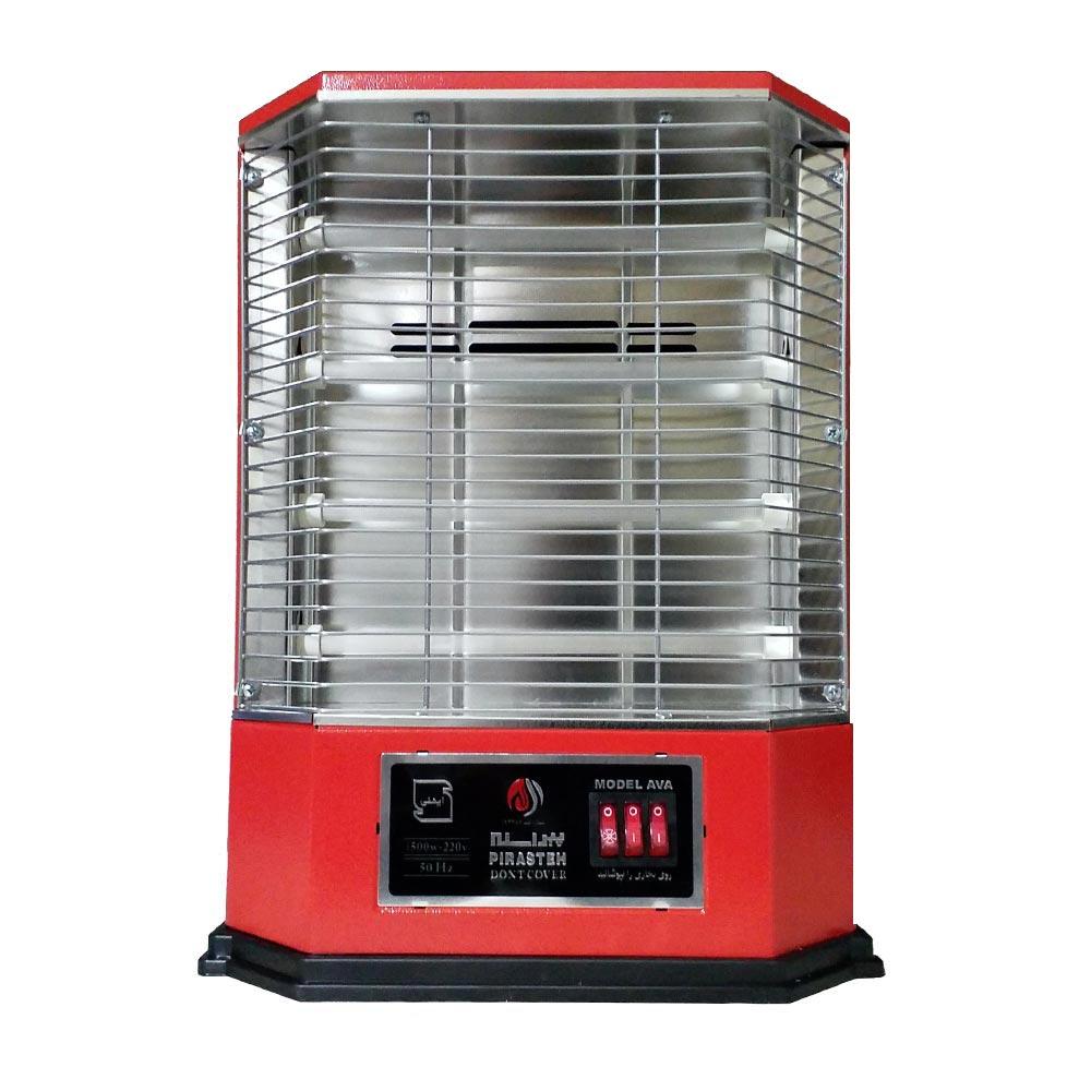 بخاری برقی پیراسته مدل AVA