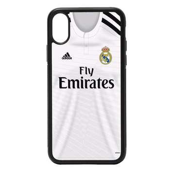 کاور طرح لباس تیم رئال مادرید کد 11050611 مناسب برای گوشی موبایل اپل iphone x/xs