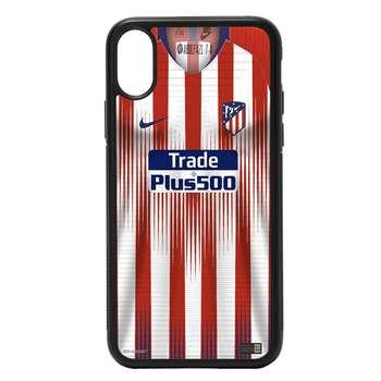 کاور طرح لباس اتلتیکو مادرید کد 11050611 مناسب برای گوشی موبایل اپل iphone x/xs