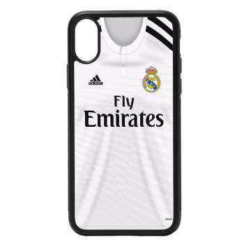 کاور طرح لیاس تیم رئال مادرید کد 11050627 مناسب برای گوشی موبایل اپل iphone xs max