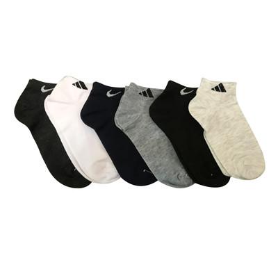 تصویر جوراب مردانه  کد K 7 مجموعه 6 عددی