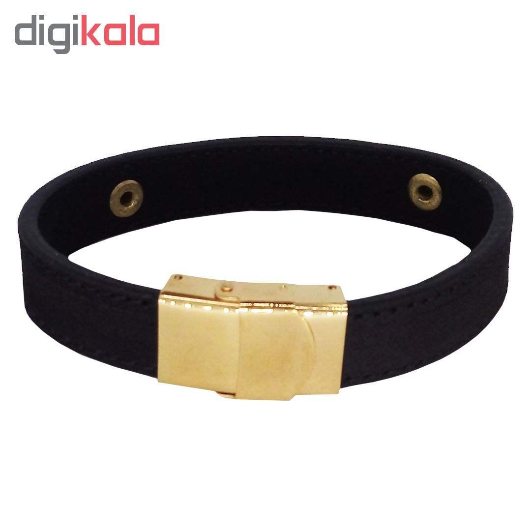 دستبند طرح تاج کد R02 main 1 2