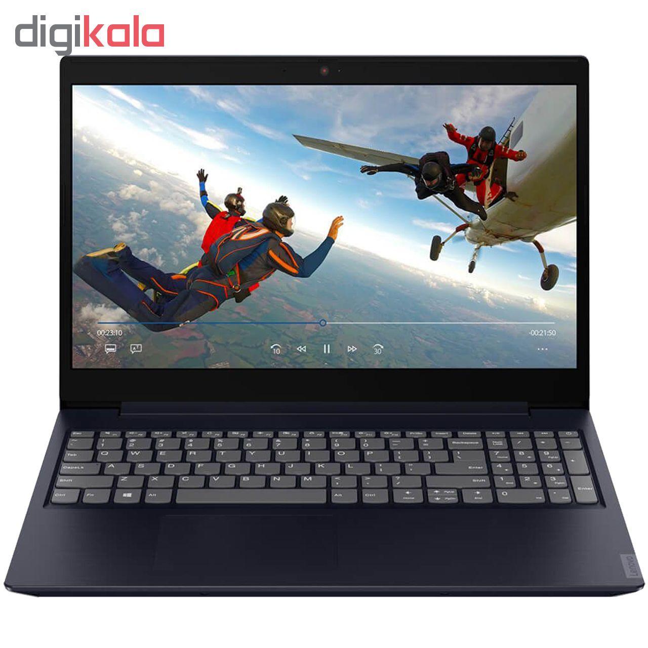 لپ تاپ 15 اینچی لنوو مدل Ideapad L340 - PL