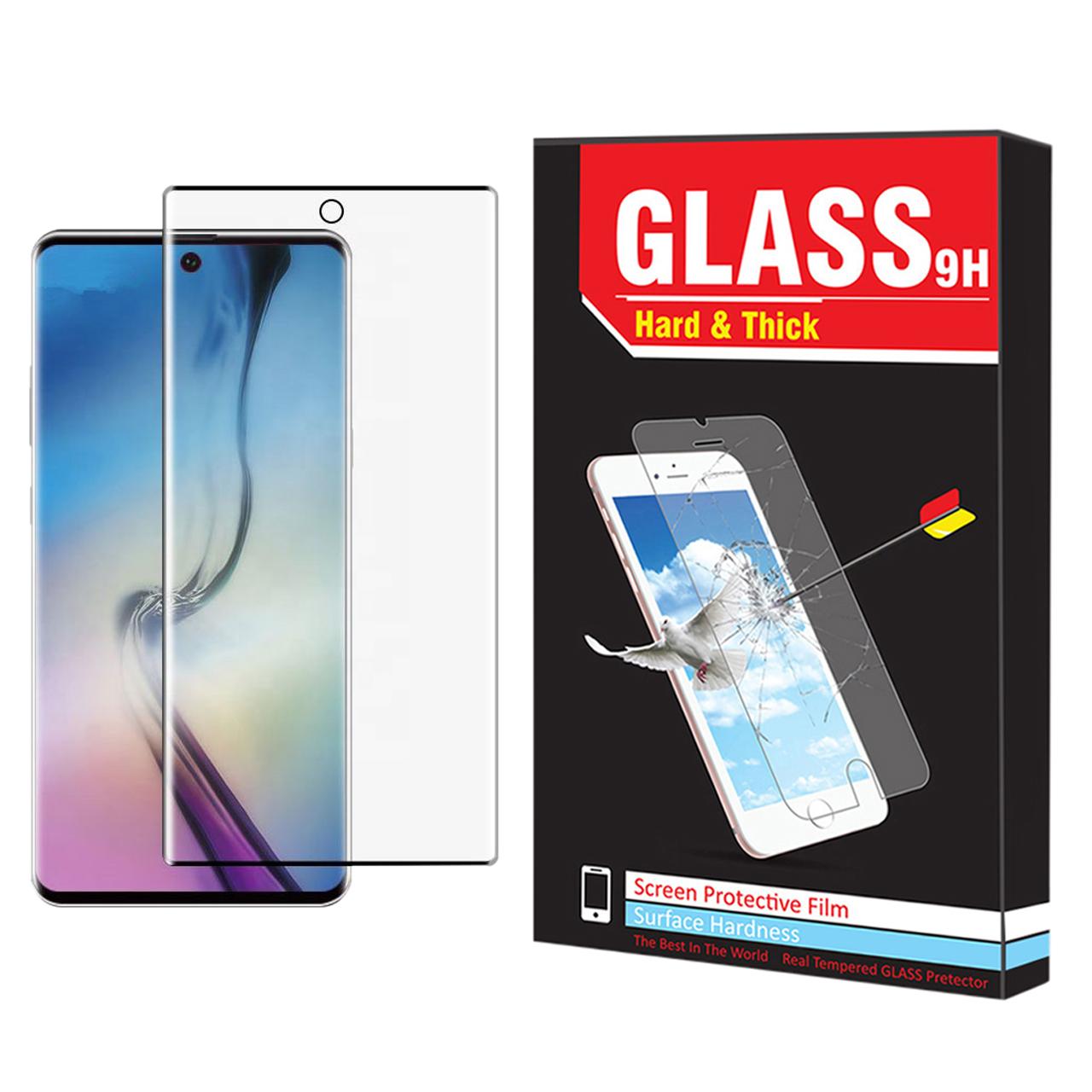 محافظ صفحه نمایش Hard and Thick مدل TP-001 مناسب برای گوشی موبایل سامسونگ Galaxy Note 10 Plus
