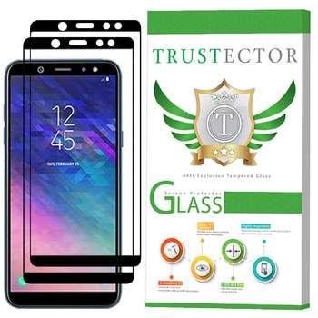 محافظ صفحه نمایش تراستکتور مدل GSS مناسب برای گوشی موبایل سامسونگ Galaxy A6 2018 بسته 2 عددی
