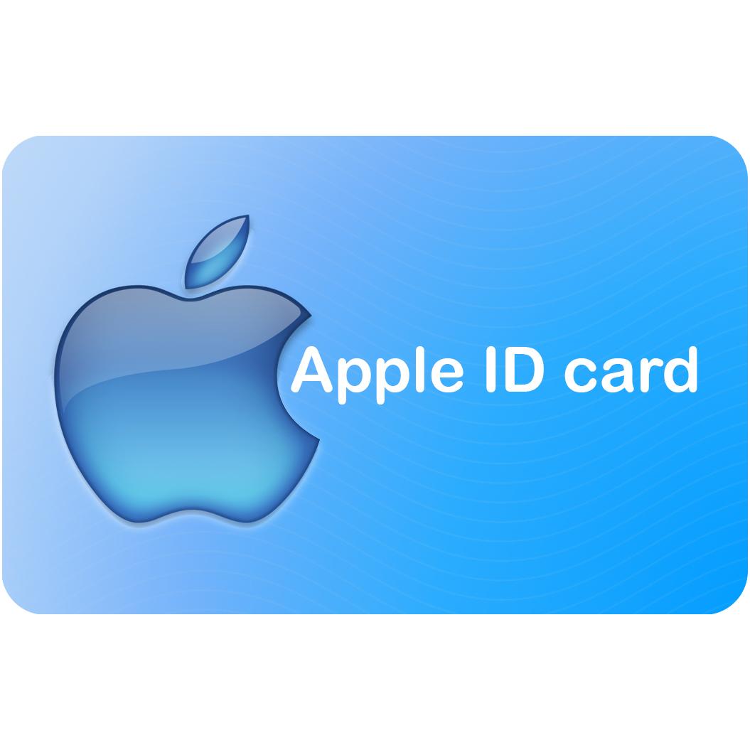 کارت اپل آیدی آی او اس آیدی مدل AP-UK1