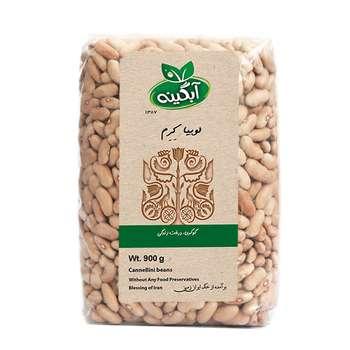 لوبیا کشاورزی آبگینه - 900 گرم