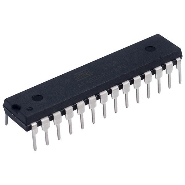میکروکنترلر اتمل مدل ATMEGA8L بسته 5 عددی