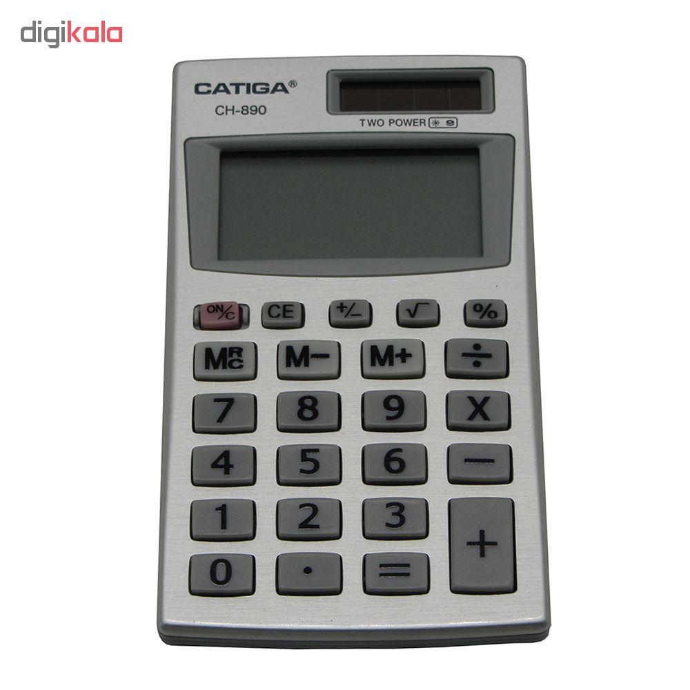 قیمت                      ماشین حساب کاتیگا مدل CH-890
