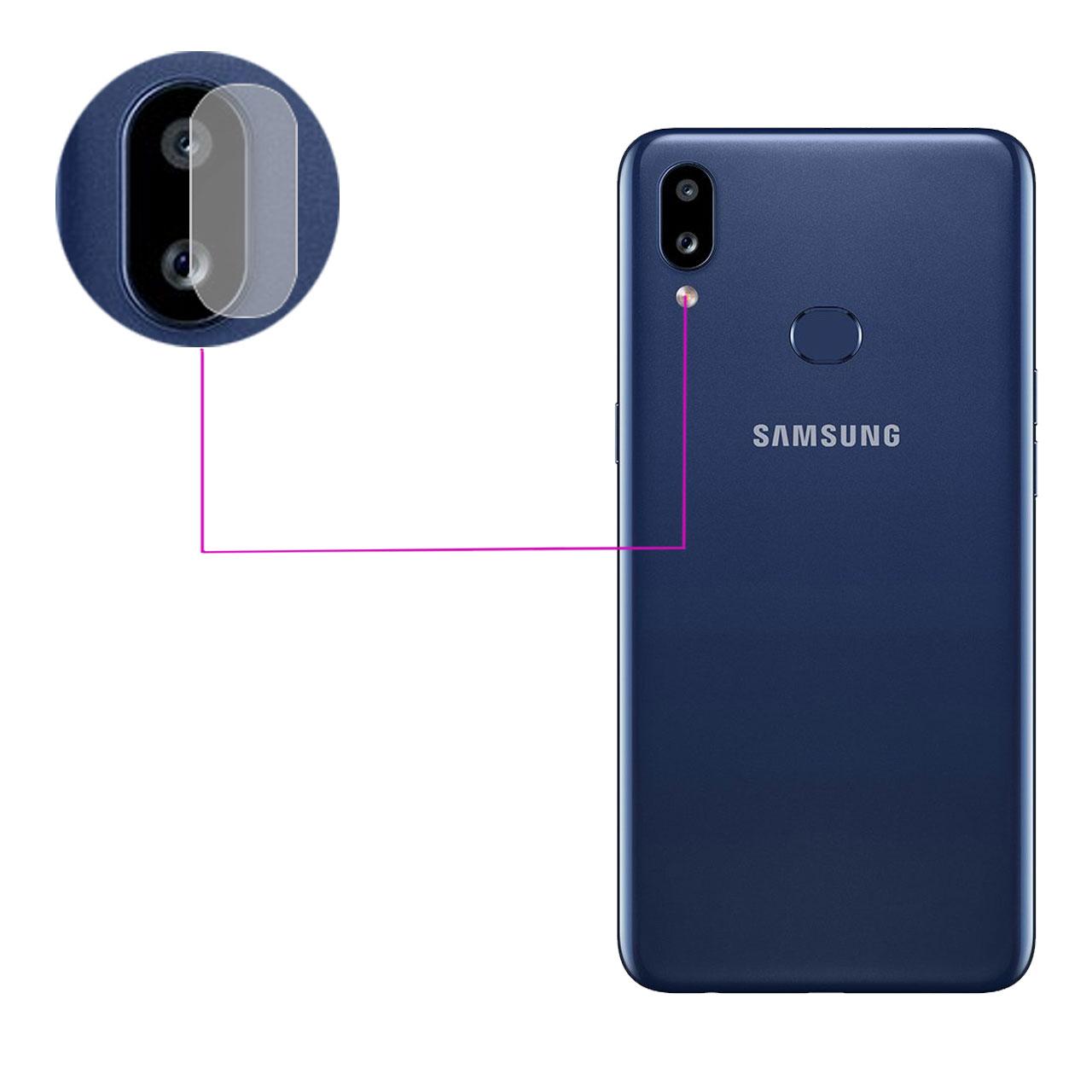 محافظ لنز دوربین مدل LTP مناسب برای گوشی موبایل سامسونگ Galaxy A10s              ( قیمت و خرید)