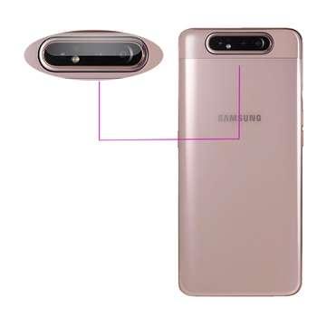 محافظ لنز دوربین مدل LTP مناسب برای گوشی موبایل سامسونگ Galaxy A80 / A90