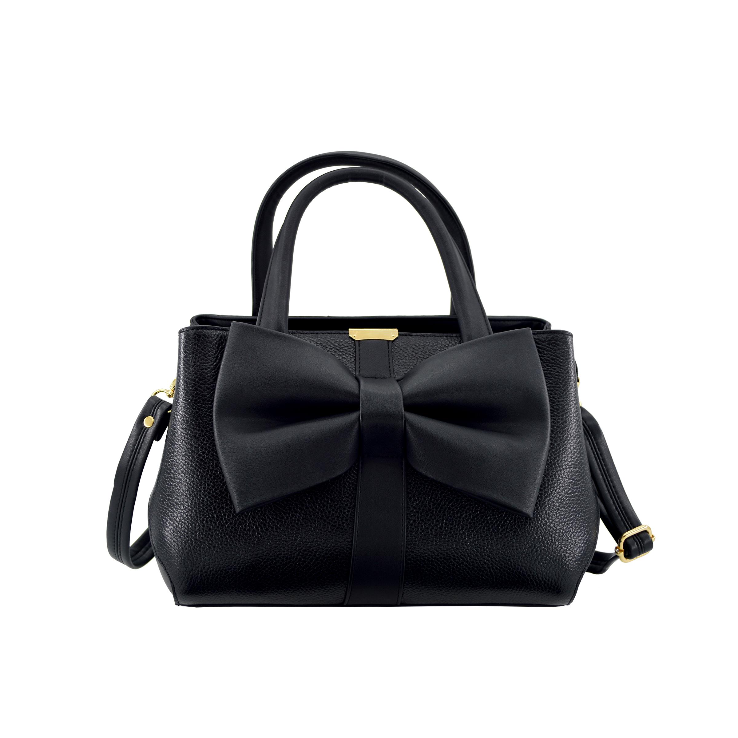 کیف دستی زنانه چرم مکس مدل آلدورا 11301