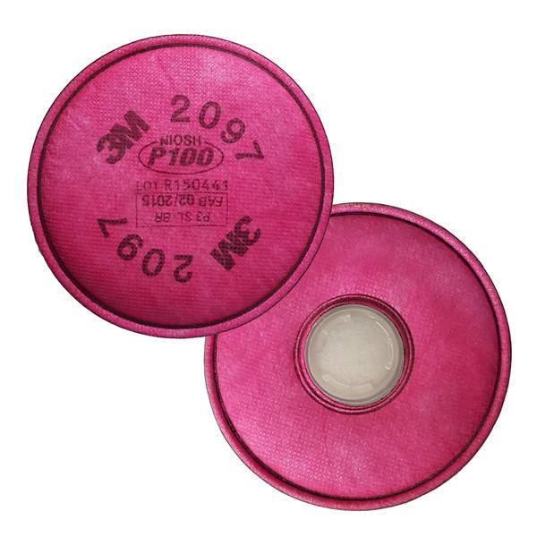فیلتر ماسک تری ام مدل P100 2097 بسته دو عددی