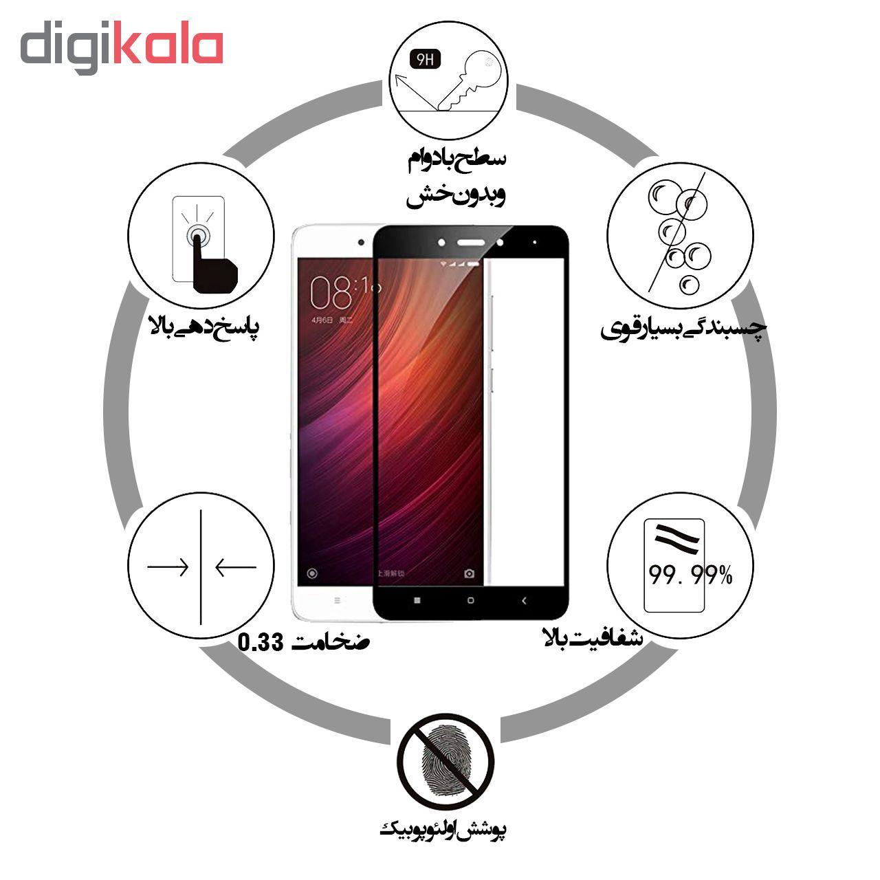 محافظ صفحه نمایش دبو مدل RX9M مناسب برای گوشی موبایل شیائومی Redmi Note 4X main 1 1