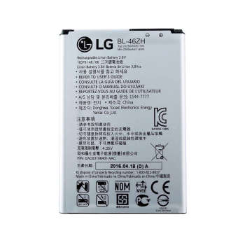 باتری موبایل مدل BL-46ZH ظرفیت 2125 میلی آمپر ساعت مناسب برای گوشی موبایل ال جی K7 /K8