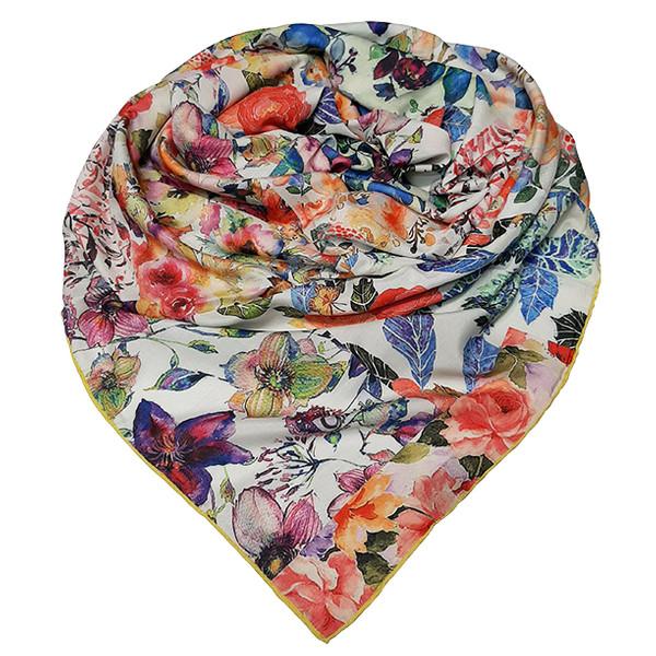 روسری زنانه ارکیده کد 217-09