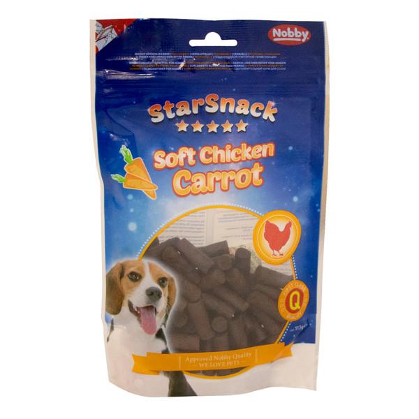 تشویقی سگ نوبی مدل StarSnack-C وزن 113 گرم